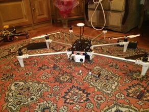 Project Machaon [FPV HEXACOPTER] (CLOSE)