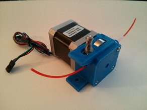 RSE-1 Bowden Extruder (cold-end)