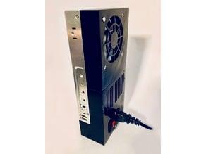 WellFan - Mean Well LRS-350-24 ultra silent PSU mod for Ender 3