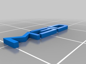 M3D Logo Connected