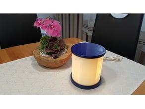 Lithophane lamp (LED Stripe)