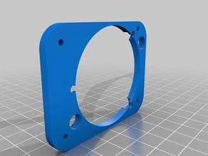 Part 1 of 4 GP7/9 upper speaker body mount