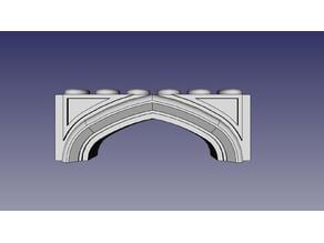 Arco Tudor de 6ex
