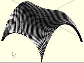 Banate CAD saddle