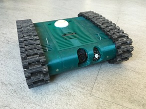 FPV-Rover (Tank)