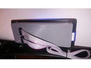 LCD backcover (e.g. Geeetech, CTC)