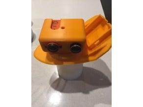 Mini Talon Camera Pan Wall-e
