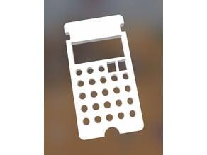 Pocket Operator Silicone Case Sticker Stencil