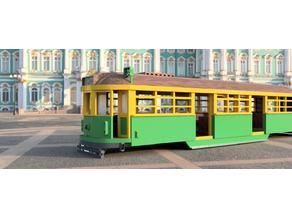 Tram - W class - Melbourne