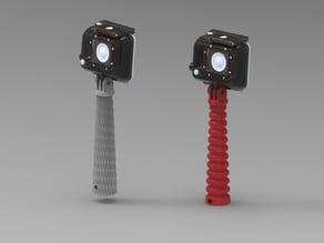 GoPro Handle Stick Rig Selfie.