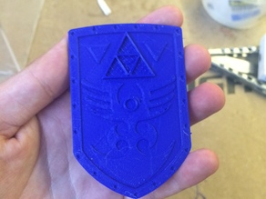 Zelda ALTTP Shield