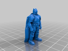 Batman V Superman Minifigure