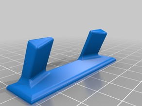 Razor Holder for Dollar Shave Executive or Harry's Razor