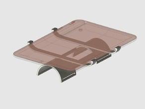 iPad  wrist mount
