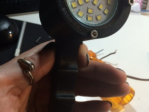 12v led inspection lamp