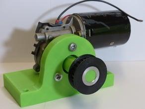Support moteur Bosh 058 + accouplement