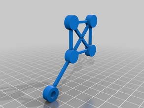 Graph Pendant - K4