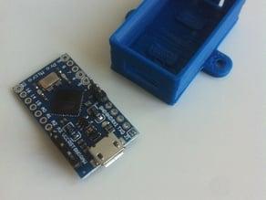 Arduino Leonardo Pro Micro Box