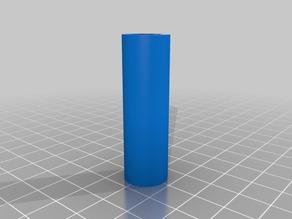 My Customized Parametric linear bushing / bearing (LM8UU, LM8LUU, LM12UU, LM12LUU, LM16UU, ... )