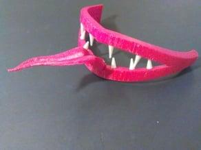 Venom Costume Mouth