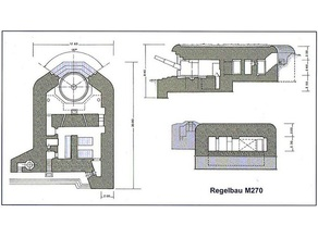 Bunker Regelbau M270 1/72
