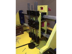 Root 3 Z axis Remix for 8mm rod