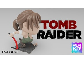Tomb Raider Lara Croft (PlaKit2 Series)
