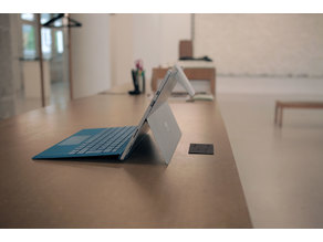 Taka —Mirror holder for Microsoft Surface