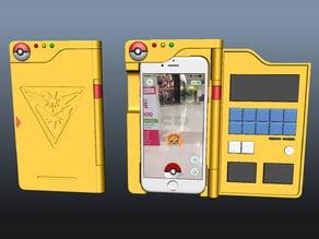 Pokemon GO iPhone6 PokeDex Team case