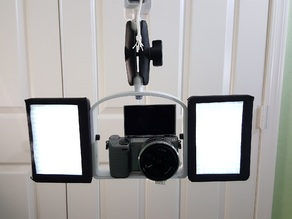 Balanced Camera Arm - Ceiling Mounted