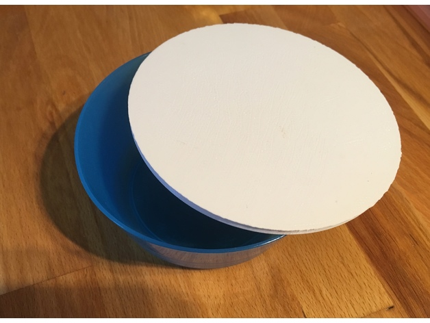 Ikea Kindergeschirr cover lid deckel for ikea kalas kindergeschirr by koli thingiverse