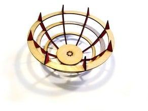 LaserCut - Fruit Bowl