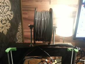 {[Fast Print]} Fillament Spool Holder with 608zz and M8 rod