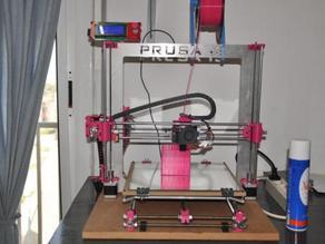 Framework Prusa I3 XL