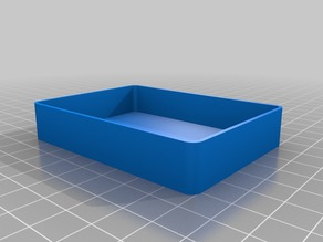 Parts Tray Drawers (Fixed stl files)