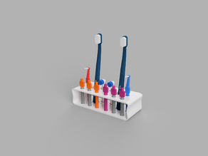 Simple Toothbrush Stand