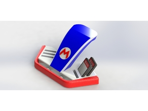 Mario kart cartridge holder (Switch)