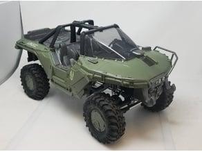 R/C Halo Warthog built on Redcat Gen8