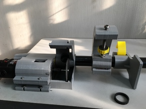 Carbon tube cutter