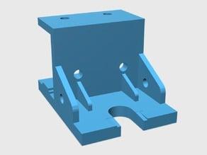 E3D V6/Bowden Extruder Bracket for RepRap