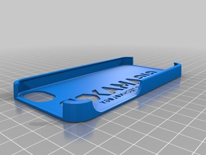 Gigamax3D iPhone 5 case