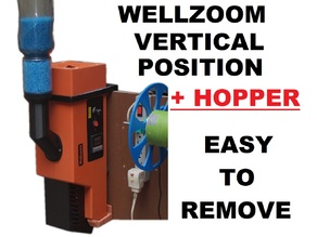 Wellzoom Vertical with hopper
