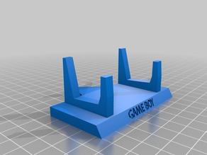 Game Boy Display Stand(Wider Base)