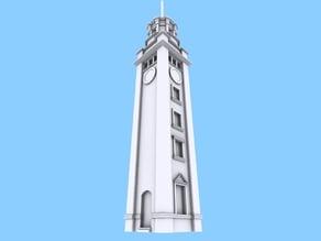 Hong Kong Tsim Sha Tsui Clock Tower