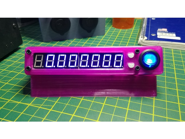 Wireless ham radio frequency counter by BATMansGTA