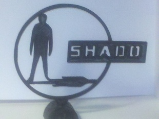 Shado logo trophy