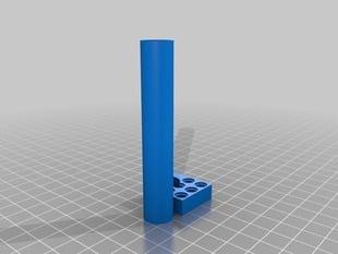 Lego-compatible Pen Holder