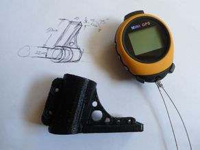 Blokart GPS or anything else holder