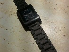 Customizable watch band