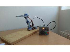 Robot arm sg90 9g servo